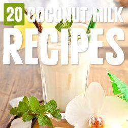 20 Creative Paleo Uses for Coconut Milk | Paleo Grubs