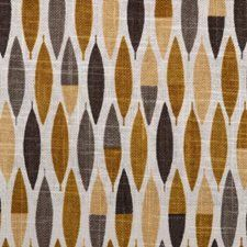Goldenrod Ethnic Decorator Fabric by Duralee