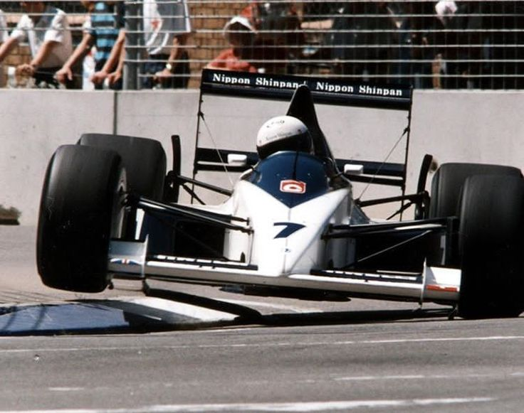 Both Brabham and Brundle returned to F1 in 1989, with the car now powered by the Judd engine. The car ran fairly competitively at certain tracks, most notably at the Monaco Grand Prix. Brundle ran 3rd for a spell but a late put stop saw him finish 6th. Brundle failed to qualify in France and Canada but scored points again in Italy and Japan. #F1 #ClassicF1 #F1History #F189 #F11989 #80sF1 #brabhamf1 #brabham #brabhamjudd #martinbrundle #brundle
