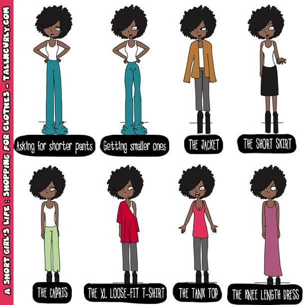 A Tall Girls Life  A Short Girls Life  Shopping For -5675