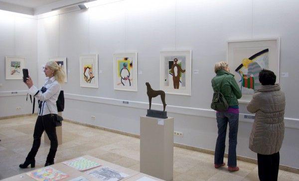 Abdij van Grimbergen opent opnieuw de deuren voor kunsttentoonstelling Kiwanis