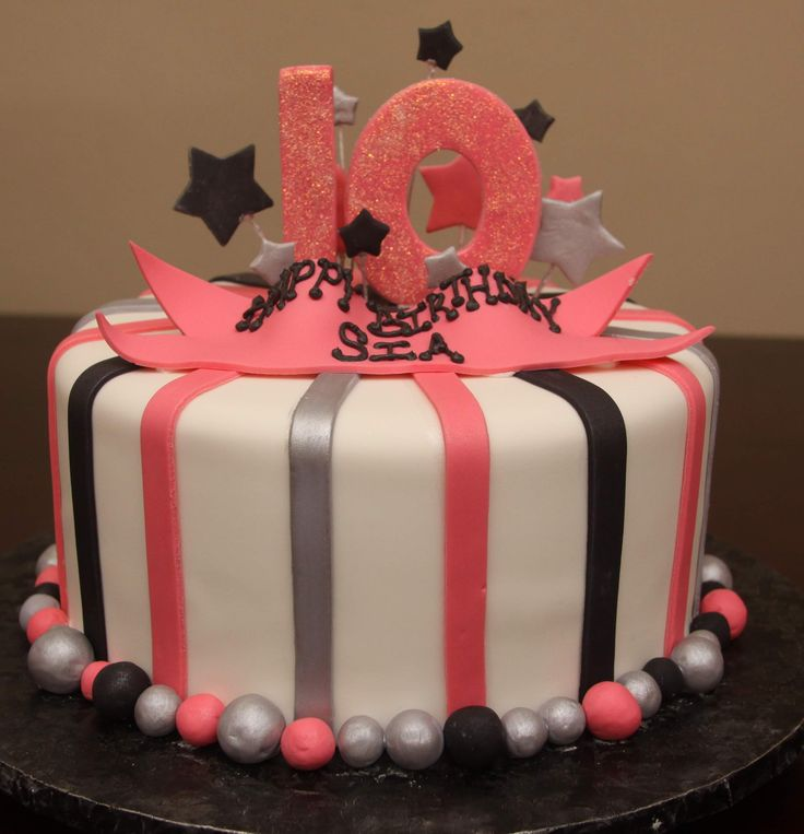 13 best 10th bday girls images on Pinterest Birthdays Anniversary