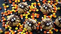 Peanut Butter Spider Cookies - Allrecipes.com