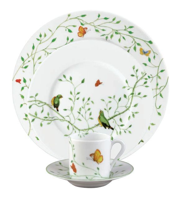 #Raynaud - Limoges #porcelain - Histoire Naturelle collection