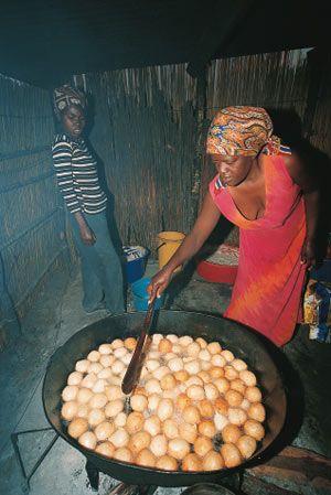 The Food of Botswana | Traditional Botswana Cuisine