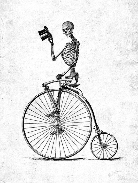 57 best calavera images on pinterest skulls bones and papier mache Diablo 2 09 Rare Boots vintage bike n skeleton