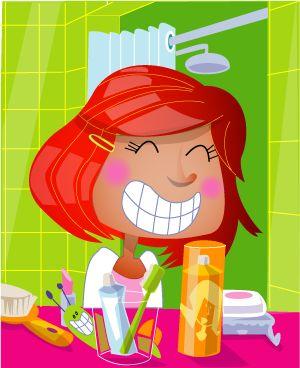 Les dents du bonheur - Célestine est très fière de ses dents de lait, mais jusqu'à quand ? Découvrez en sa compagnie, son immeuble, sa famille et ses quenottes dans cette drôle d'histoire.