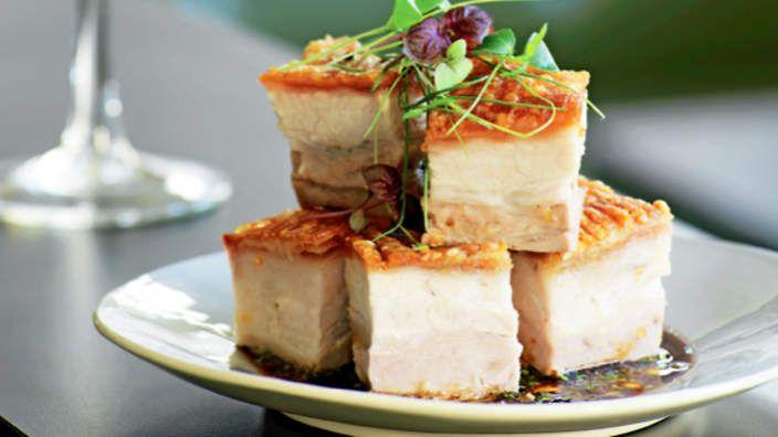 Crisp pork belly recipe : SBS Food