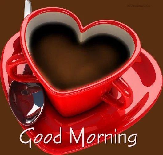 Kaffee Am Morgen, Ali, Guten Morgen, Valentinstag