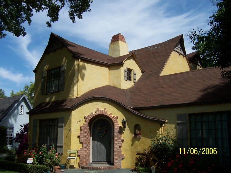 62 best storybook homes images on pinterest - Storybook houses dreamy home ...
