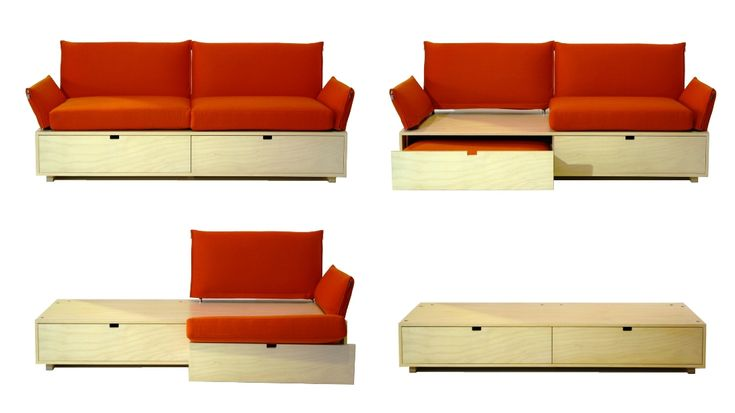 trans-form-it sofa sequence