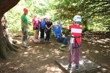 Low Ropes - Live For Today Adventures