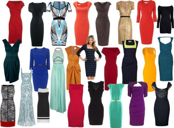 DC dresses - smart and dressy