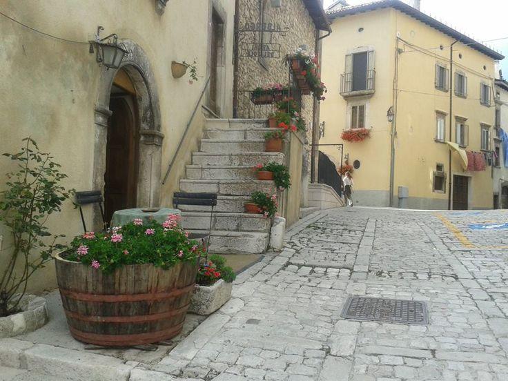 Pescocostanzo, Abruzzi Photo:  Silga Panzera