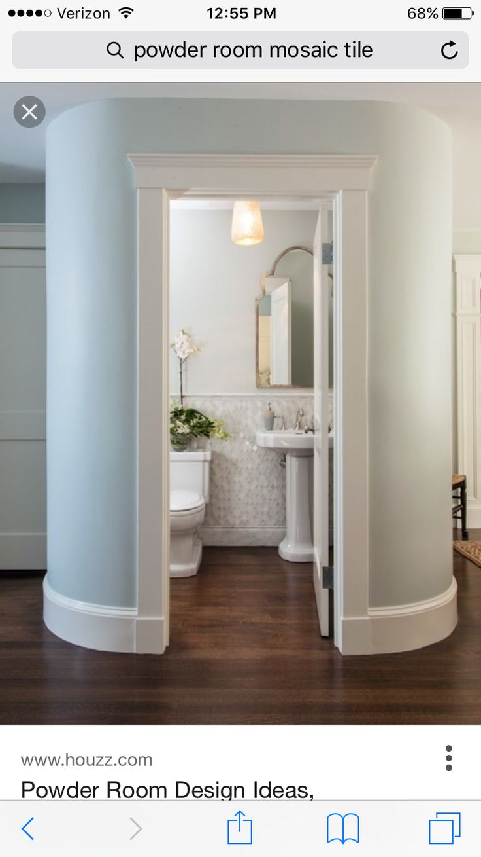 Bathroom TilingFlooring IdeasPowder RoomsHouzzWoodRemodelingEverything