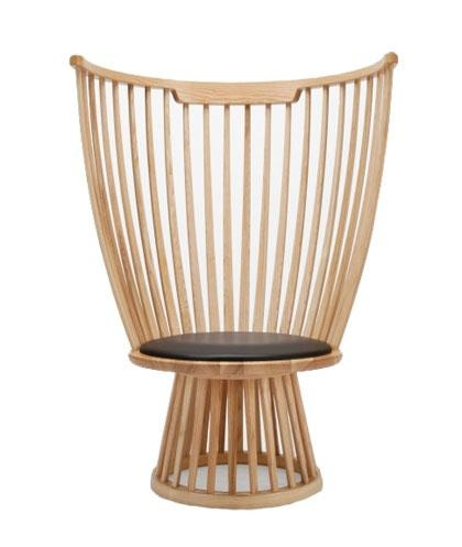 Fan chair, Tom Dixon, wooden chair, windsor chair, design, home decor, furniture
