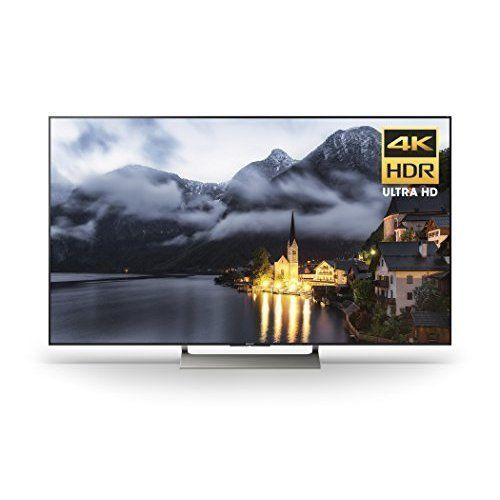 XBR55X900E 55-Inch 4K Ultra HD Smart LED TV (2017 Model)4K HDR Processor LED TV
