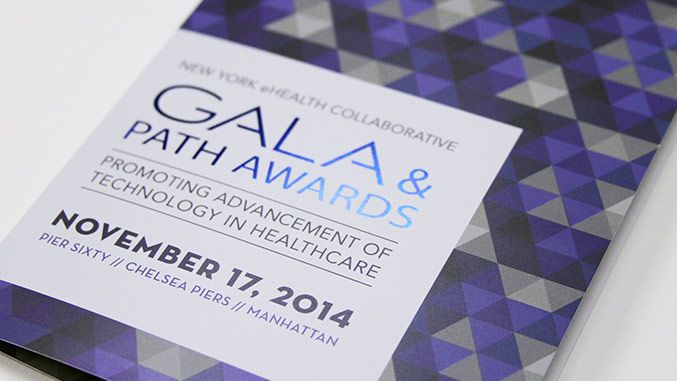 Front Cover – Not For Profit Healthcare Gala Invitation Design                                                                                                                                                                                 More