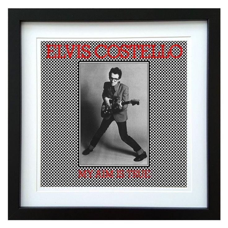Elvis Costello | My Aim Is True Album | ArtRockStore
