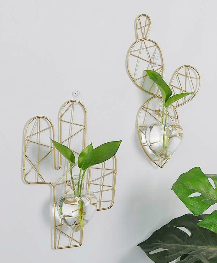 Ten Beautiful Vases You Can Hang On The Wall Wall Flower Vases Hanging Glass Vase Beautiful Vase