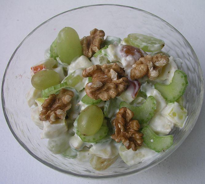 New Age Waldorf Salad - Ask Dr. Ernst