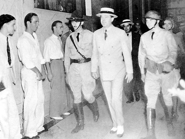 Huey Long's Assassination - Who Killed Huey Long