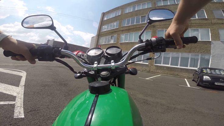 Классический Мотоцикл Минск М125(Новый)