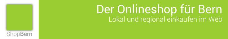 Webbanner für shop-bern.ch Headerbanner