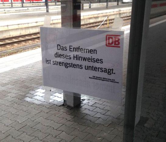 Ok. | 23 Bahn-Fails, die niemals aufhören lustig zu sein