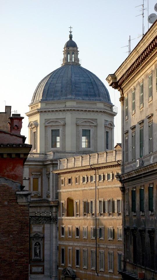 Good Morning / Santa Maria Maggiore, Rome