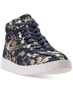 TRETORN MEN'S NYLITE HI CASUAL SNEAKERS FROM FINISH LINE. #tretorn #shoes #