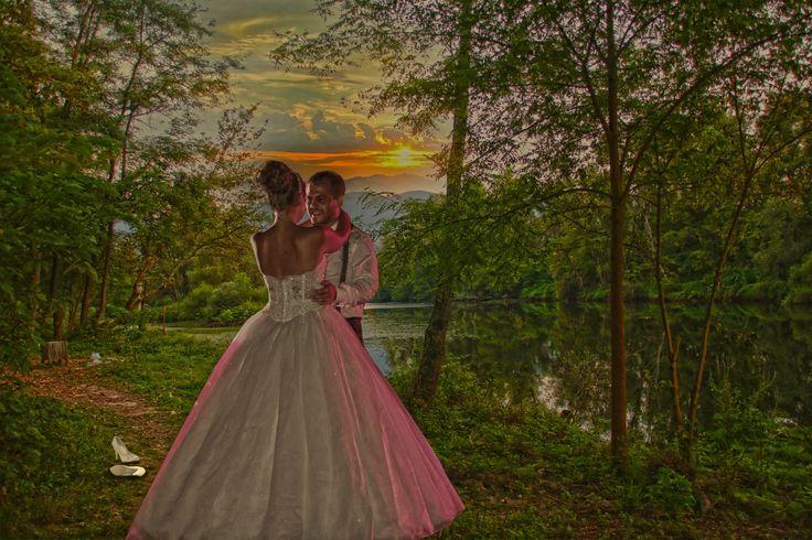 I found the Cinderella by George Leontaras on 500px
