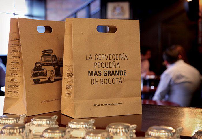 Bogotá BeerCompany - The Dieline -