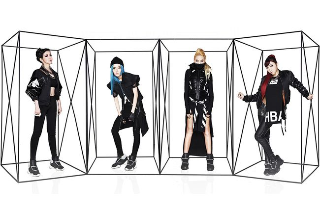 2NE1 Sets New U.S. Record for Highest-Charting, Best-Selling K-Pop Album With 'Crush' | Billboard