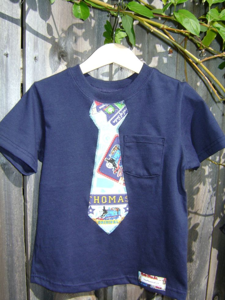 Thomas the Train!!! Shirt to make for my birthday boy
