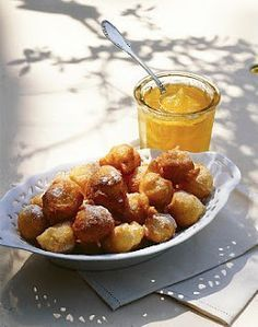 Buñuelos dulce rápidos | Recetas de Cocina faciles.