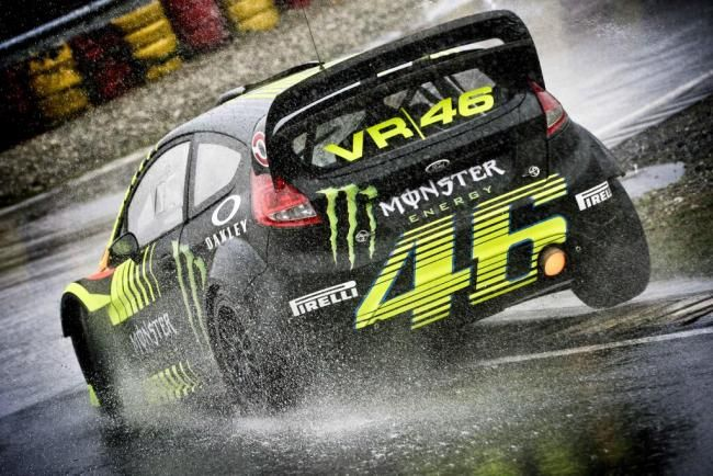 Valentino Rossi @Monza Rally Show  #RajaMobil