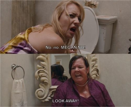 85 best Bridesmaids movie quotes images on Pinterest | Ha ha, Funny stuff  and Funny things