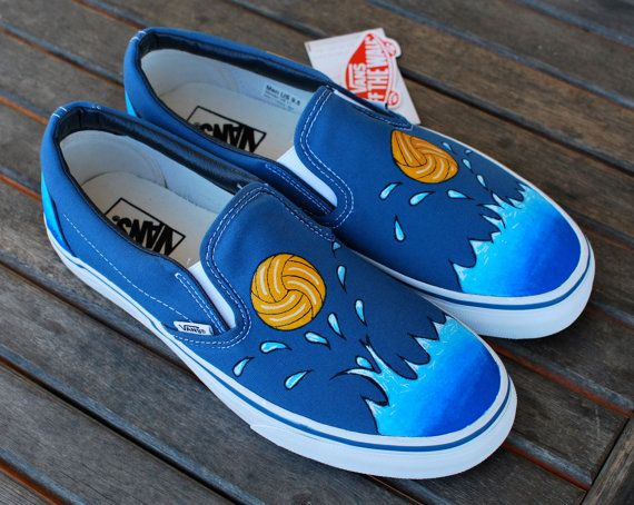 Making a splash with water polo customs / by BStreetShoes