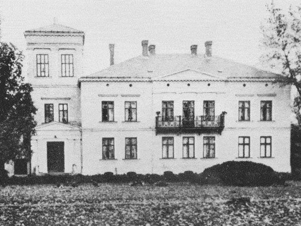 Schoenbruch Ostpreussen | Das Gut in Schönbruch - Ostpreussen