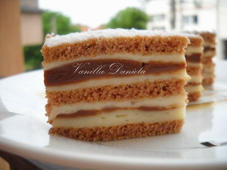 vanilla: Csokikrémes bajadéra