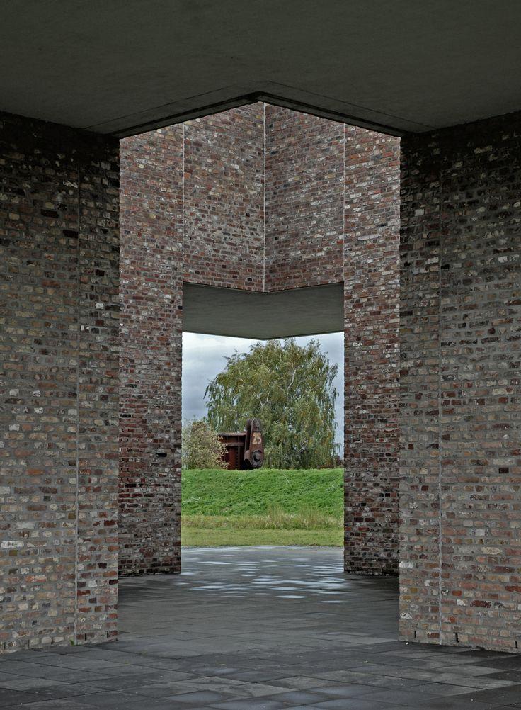 Erwin Heerich, Museum Insel Hombroich, Neuss