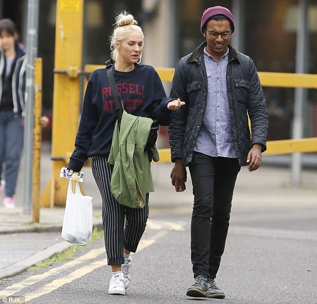 EastENDERS! Soapstars Maddy Hill and Himesh Patel are leaving the show