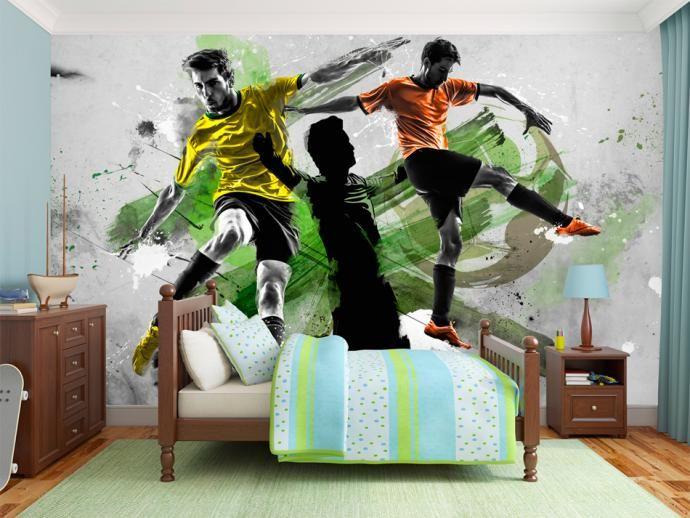 Falta poco para Eurocopa – fotomural de fútbol te permitirá disfrutar más tiempo de las emociones de Campeonato de Europa #fotomural #fotomurales #wallpapers #fútbol #futbol #Eurocopa #sport #juveniles #deportivos