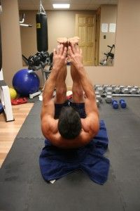 Core strength exercises for kayaking