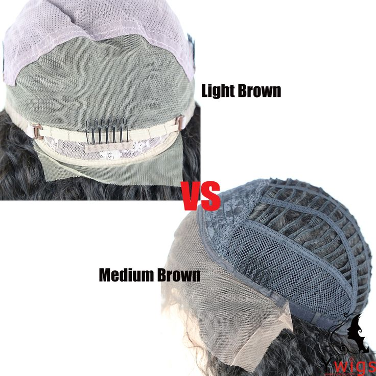 Which lace color is a better fit?  #cheaplacefrontwigs #cheapfulllacewigs #cheap360wigs #affordablewigs #affordablehumanhair #humanhair #brazilianhair #pre-plucked frontal #bleachknots #babyhair
