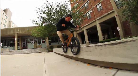 Aaron Smith - Kink BMX 2014