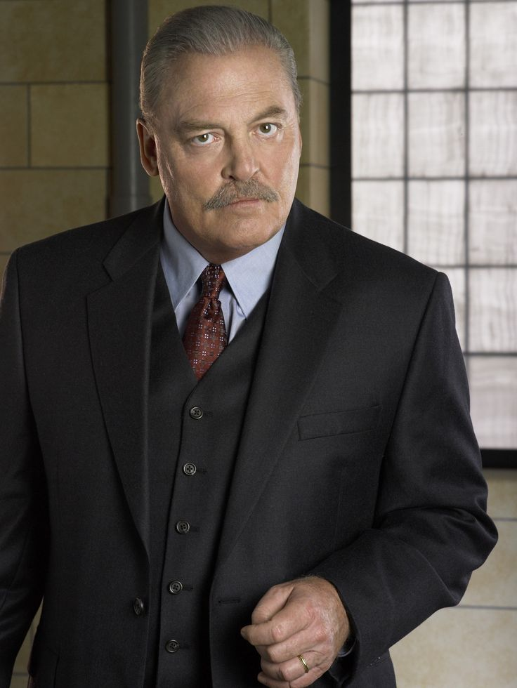 stacy keach - TheWarden                                                       …