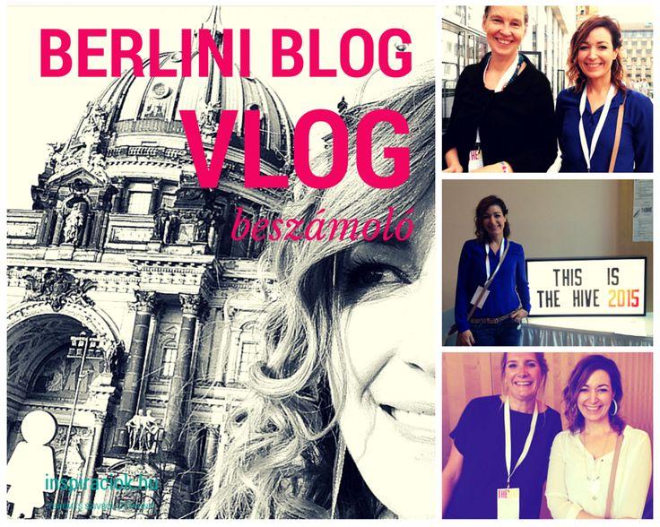 INSPIRÁCIÓK.HU Kreatív lakberendezési blog, dekoráció ötletek, lakberendező tanácsok: Berlini blogkonferencia vlog beszámoló | a F&B festék támogatásával
