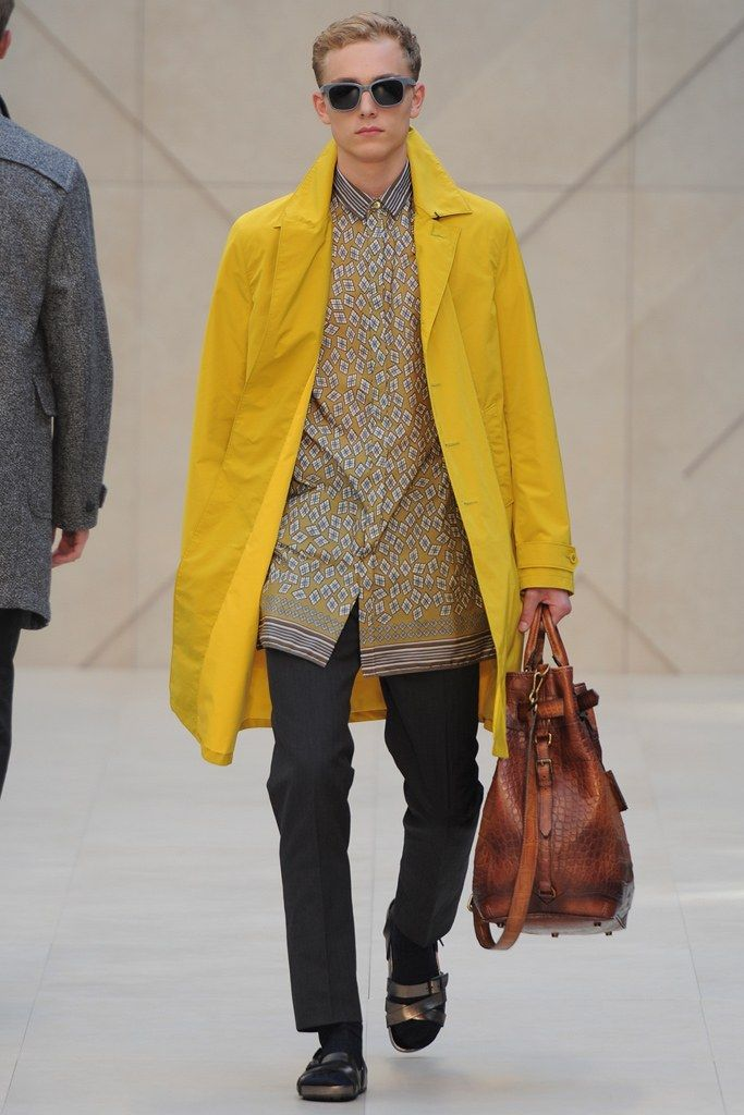 88d161b9fbd Burberry Prorsum Spring 2013 Menswear Collection - Vogue